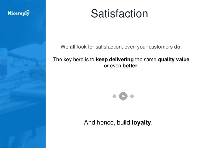importance of customer satisfaction pdf