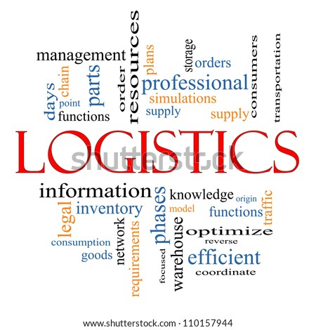logistics glossary of terms