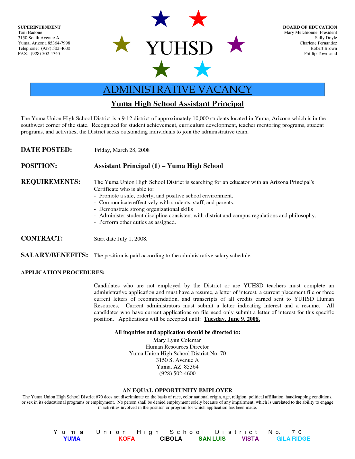 it assistant sample resume