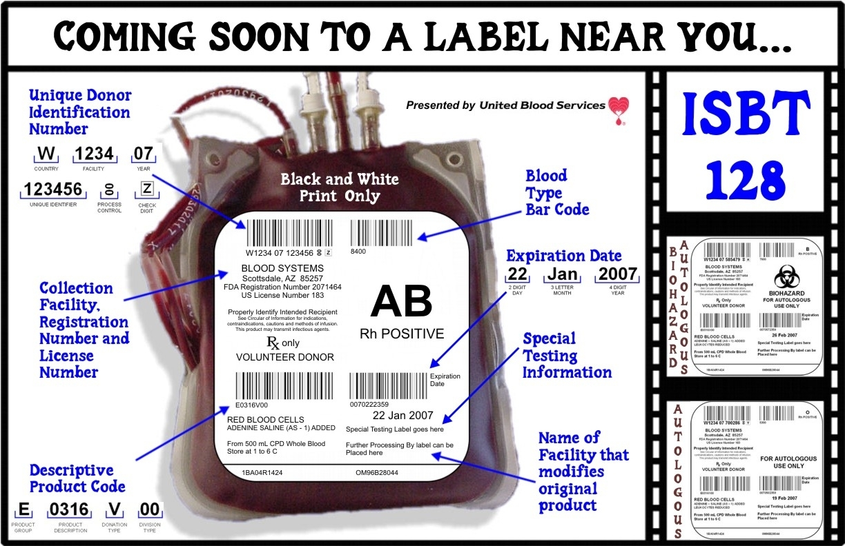 label product sample