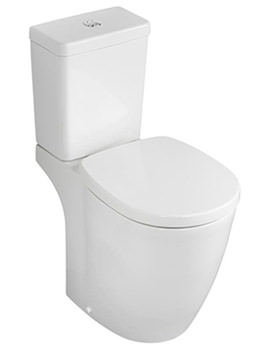ideal standard concept soft close toilet seat fitting instructions
