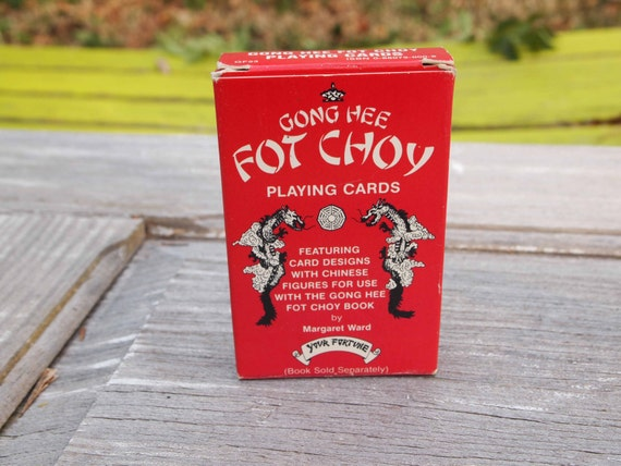 gong hee fot choy instructions