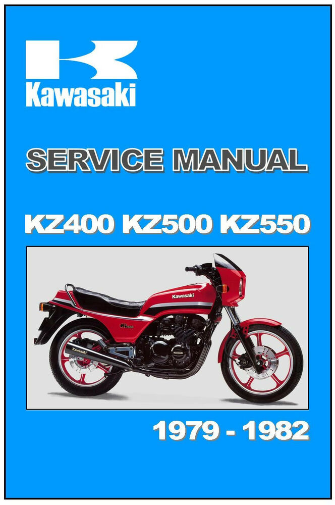 kawasaki zl400c manual