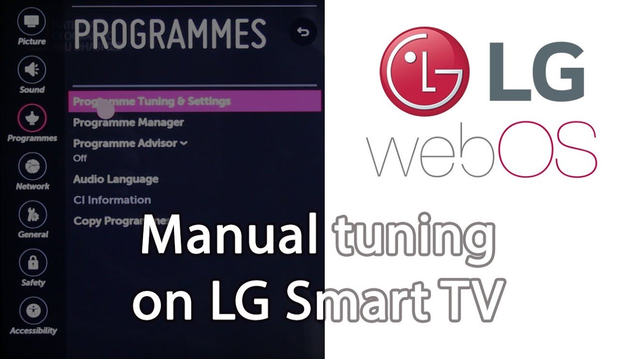 lg tv manual retune
