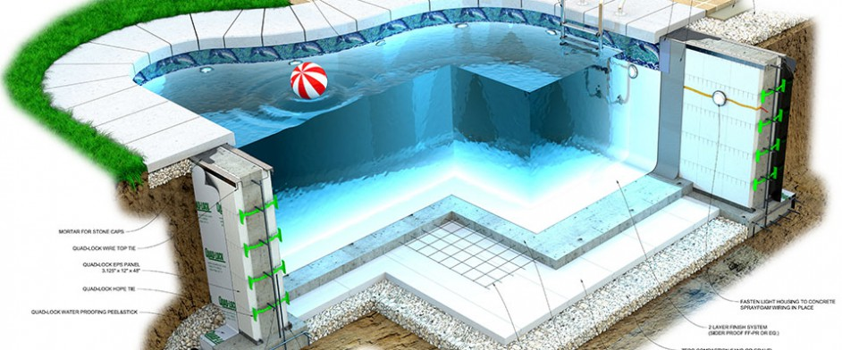 how to build a swimming pool pdf