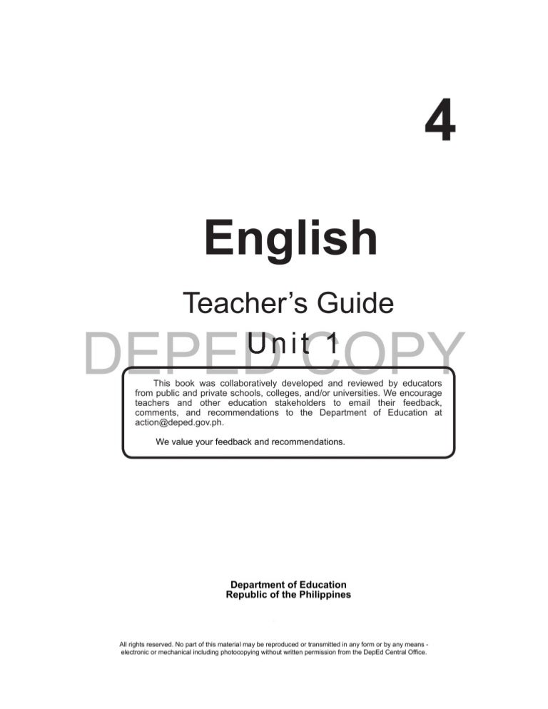 how to guide esl
