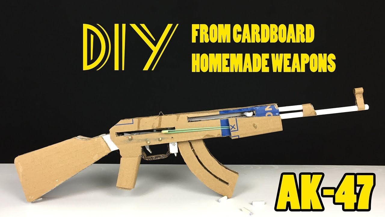 how to make homemade weapons pdf